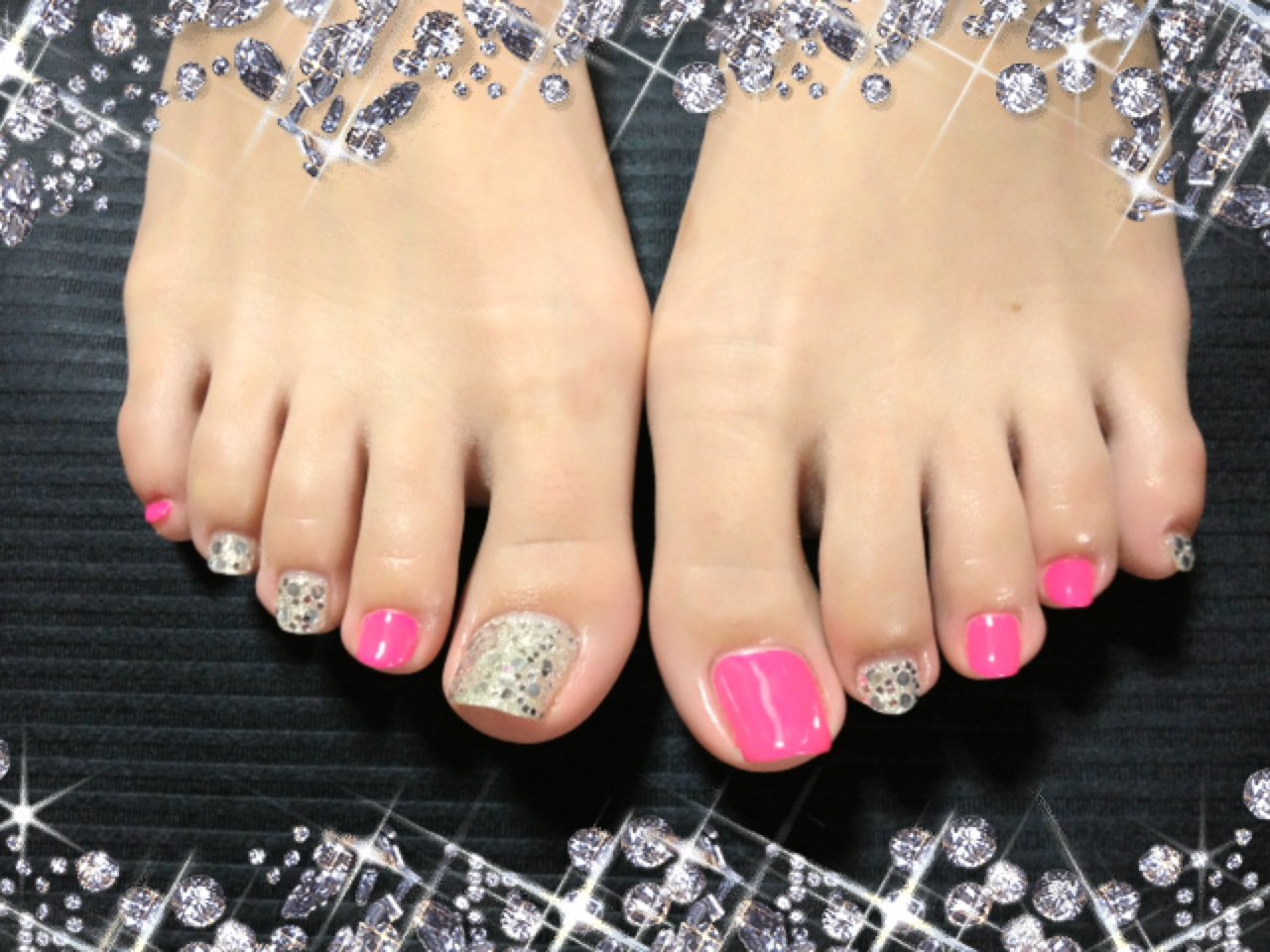 パッションピンク☆キラキラ